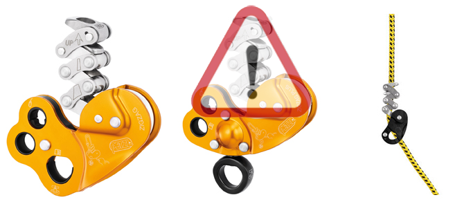 Safety information: Cases of slippage with ZIGZAG / ZIGZAG PLUS / ZILLON